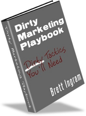 Product picture Dirtry Marketing Pay Book-Make More Money From Your Website