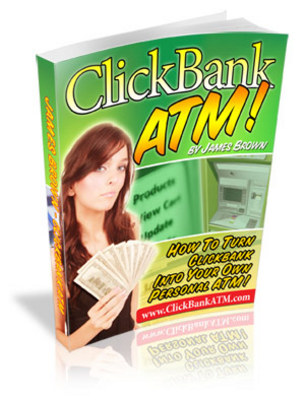 Product picture ClickBank ATM ,Make money at home