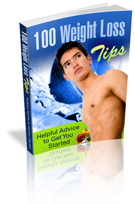 Product picture 100 weight loss tips ,deit fitness