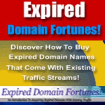 Product picture Expired Domain fortunes ,  Make money from the internet