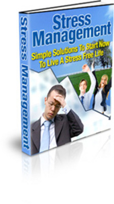Product picture Stress Management ,And Make  money at home